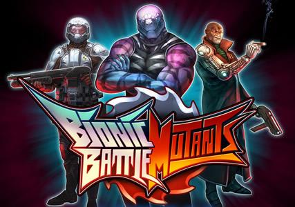 Bionic Battle Mutants Screenshot 0