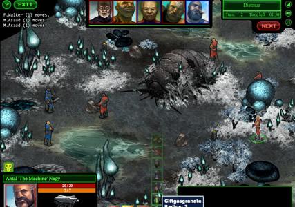 Bionic Battle Mutants Screenshot 2