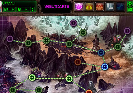 Bionic Battle Mutants Screenshot 3