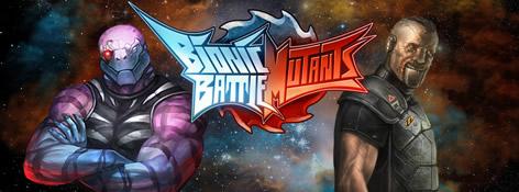Bionic Battle Mutants teaser