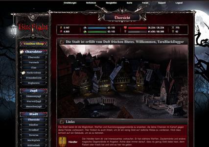 Bitefight Screenshot 1
