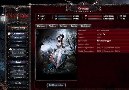 Bitefight Screenshot 2