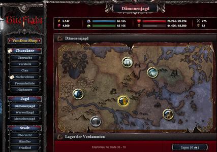 Bitefight Screenshot 3