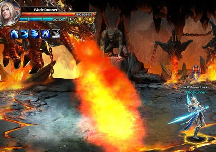 Blade Hunter Screenshot 1