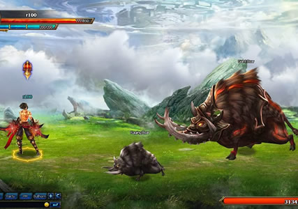 Blade Hunter Screenshot 3