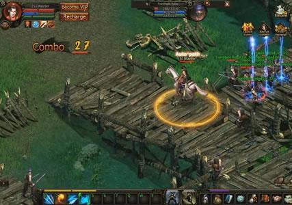 Blood and Jade Screenshot 1