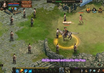 Blood and Jade Screenshot 2