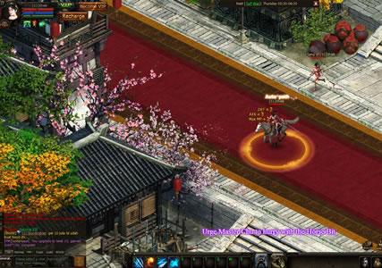 Blood and Jade Screenshot 3