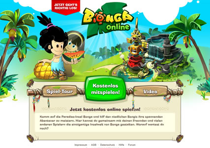 Bonga Online Screenshot 0