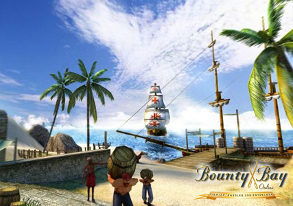 Bounty Bay Online Screenshot 0