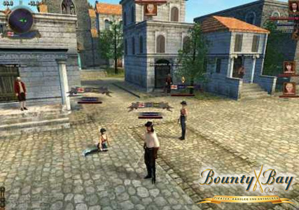 Bounty Bay Online Screenshot 1