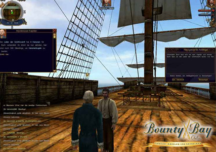 Bounty Bay Online Screenshot 2