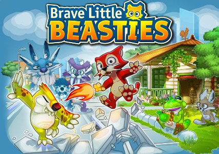 Brave Little Beasties Screenshot 0