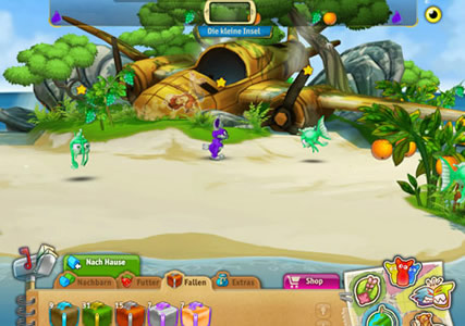 Brave Little Beasties Screenshot 2