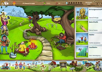 Campo Kickers Screenshot 1