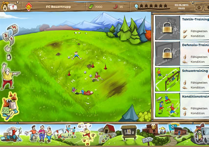 Campo Kickers Screenshot 2