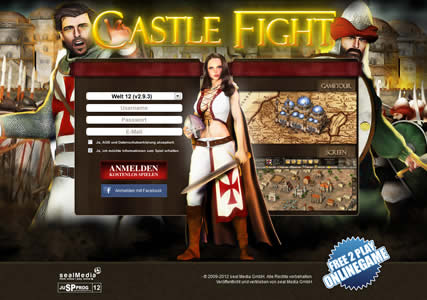 Castle Fight Screenshot 0