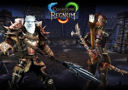 Champions of Regnum Screenshot 0