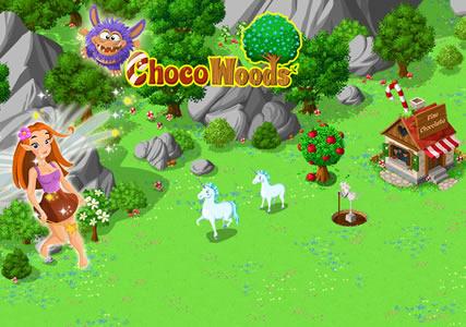 Choco Woods Screenshot 0