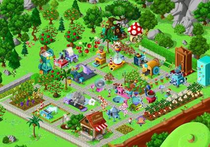 Choco Woods Screenshot 1
