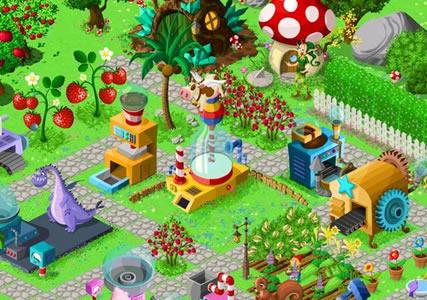Choco Woods Screenshot 2
