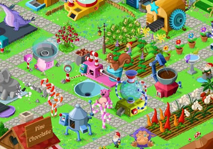 Choco Woods Screenshot 3