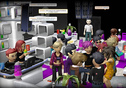 Club Cooee Screenshot 1
