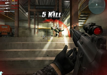 Combat Arms Screenshot 3