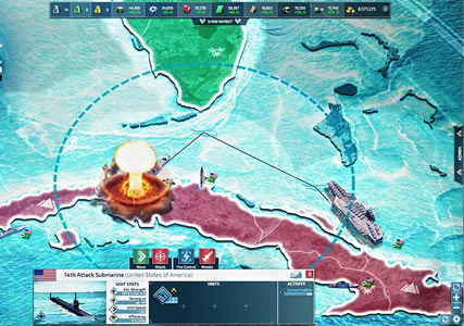 Conflict of Nations Screenshot 1