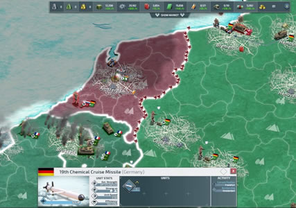 Conflict of Nations Screenshot 2