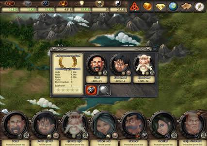 Cultures Online Screenshot 1