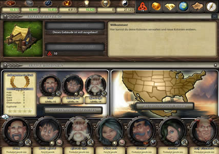 Cultures Online Screenshot 3