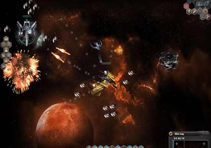 DarkOrbit Screenshot 1