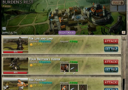 Dawn of the Dragons Screenshot 3