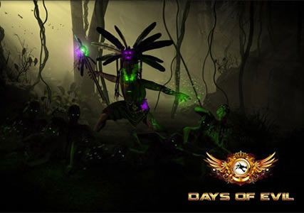 Days of Evil Screenshot 0