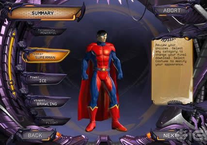 DC Universe Online Screenshot 1