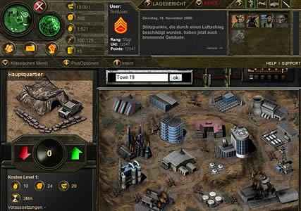 Desert Blitz Screenshot 1