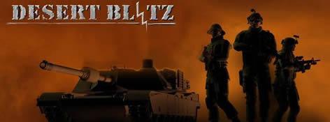 Desert Blitz teaser