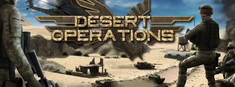 Desert Operations teaser