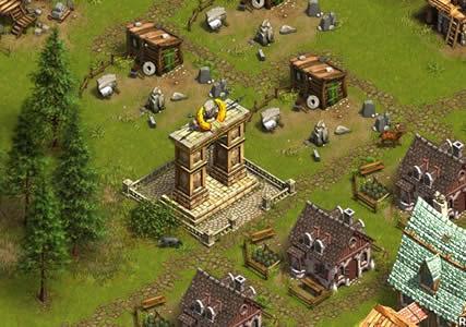 Aufbauspiele Mittelalter