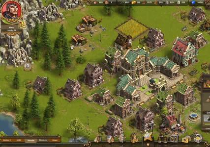 Die Siedler Online Screenshot 3