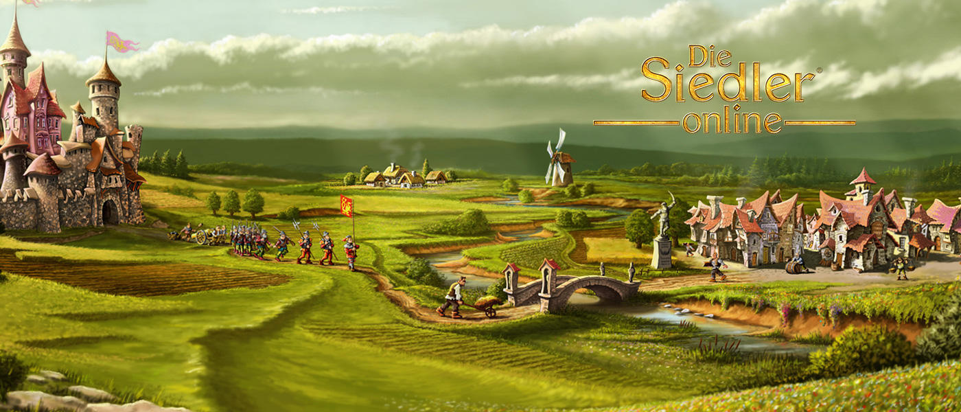 Die Siedler Online gallery