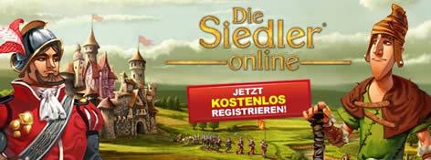 Die Siedler Online teaser