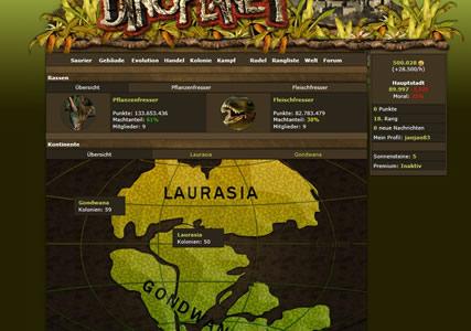 Dinoplanet Screenshot 1