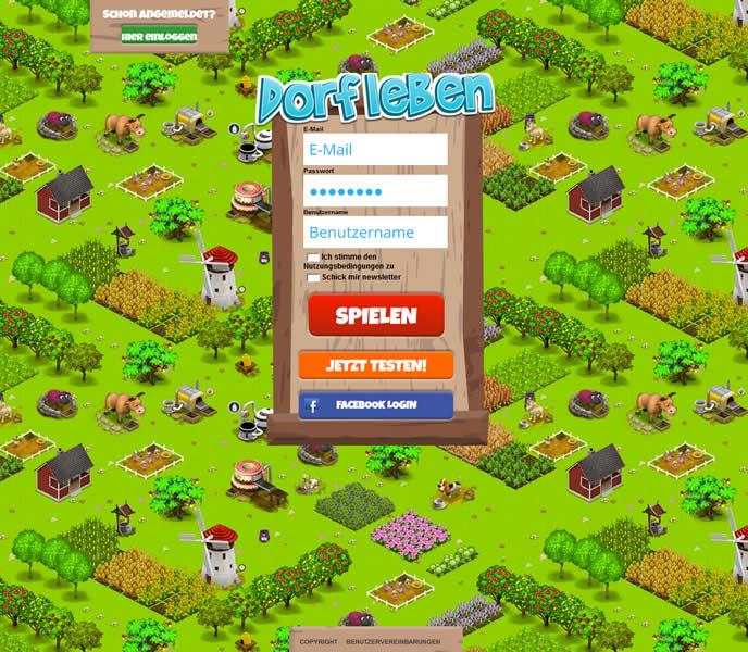 spielen.com dorfleben kostenlos