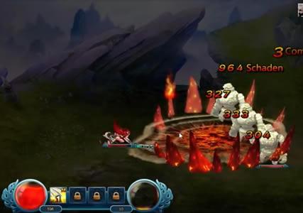 Drachenkrieger Screenshot 1
