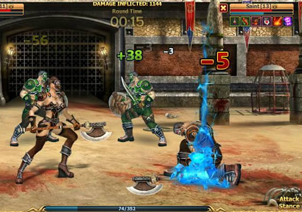 Dragon Eternity Screenshot 1