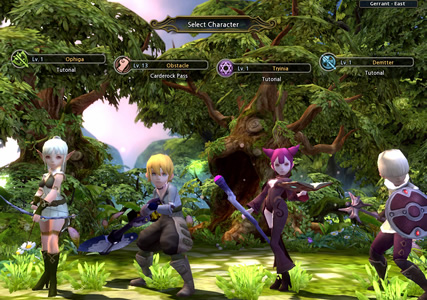 Dragon Nest Screenshot 1