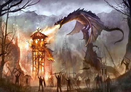 Dragons of Atlantis Screenshot 1