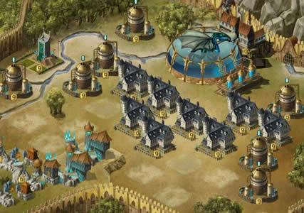 Dragons of Atlantis Screenshot 3